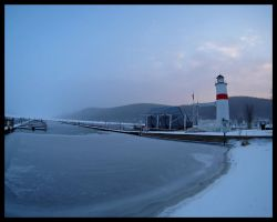 Cooperstown Lighthouse by cove314