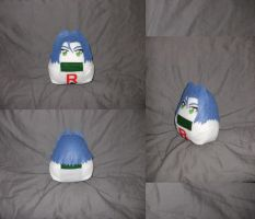 Cosplay Onigiri - James by merlinemrys