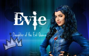 Disney Descendants - Evie by KariaHearts56789