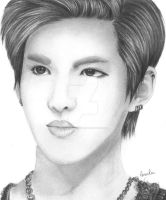 Exo Kris by BlueBerry-is-cute