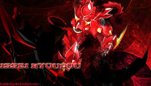Issei Hyoudou - Balance Breaker Scale Mail by LaDdraig