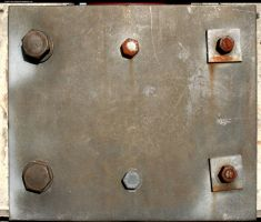 ulv Metal plate texture by enframed