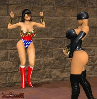 WonderWoman48 by leoskull03