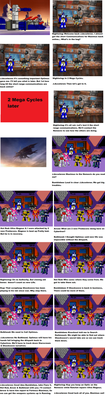 Transformers Roll Out comic 11 by JFerral