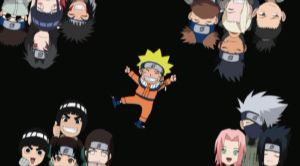 Naruto and The Other Teams! (Chibish) by Puffypaw