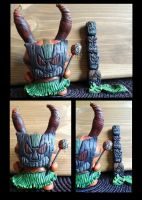Tiki Terror by 1980Stitch
