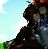 Resting by cencorolling