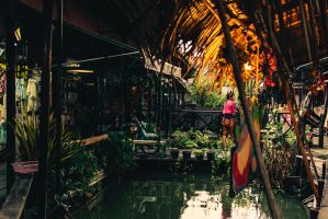 Floating Market by Sexxyback