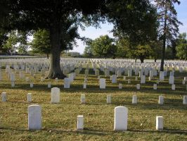 Mound City National Cemetery 2 by lastchancelimited