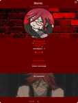 Grell Journal Skin by Wolven-Sorceress