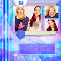Photopack Png Sam Y Cat by AHTZIRIDIRECTIONER