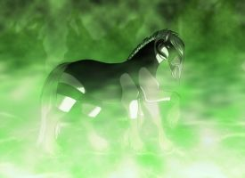 Green Fire by Mirri