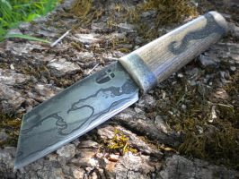 low layered seax by hellize