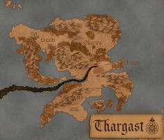 Thargast by Luned