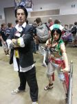 Gen Con 2013 - Handsome Jack and Talim by MQ-Studios