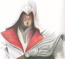 assassins creed by Bubbeeelz