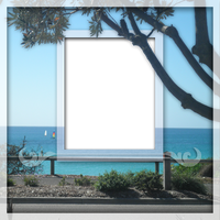 South Beach Shadowbox Quickpage by caffeine2