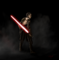 Starkiller by ElreniaGreenleaf