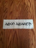 Amon Amarth patch by dambird