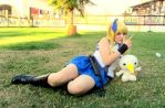 lucy heartfilia fairy tail cosplay by Ychigo