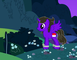 APH and MLP crossover: Vienna Pony by mandababe12