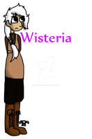 Wisteria by Wolfhorsegirly