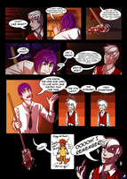 Under the Skin: Page 30 by ColacatintheHat
