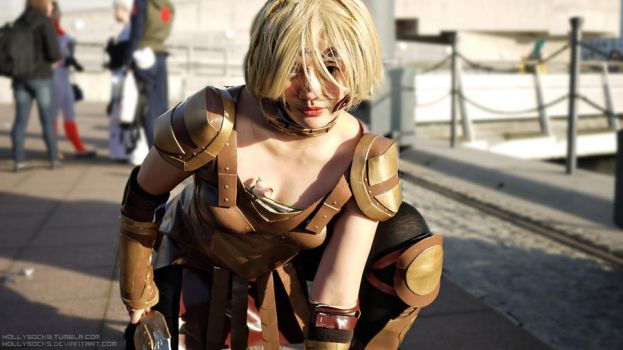 MCM Expo'11 - Aeducan Cosplay by aimo