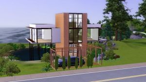 Sims 3 house 1 by MarosStefanovic