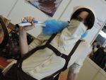 Levi - Shingeki no cleaning (japan expo 2014) by AlicexLiddell