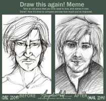 Draw This Again! [Remus Lupin] by AngieParadiseeker