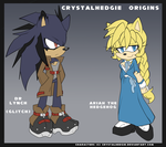 :crystalhedgie ORIGINS: The Parents by Crystalhedgie