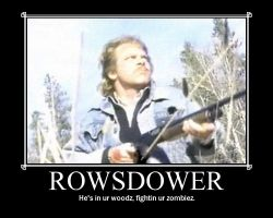 Rowsdower by Dumpster-Diver