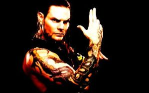Jeff Hardy Pose by RomRomz