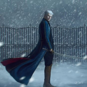 Vergil by Guilhcrmc