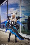 Black Heart Cosplay - Hyper-dimension Neptunia by seaofrabbitz