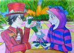 FT: Wonderland Contest 'Who will win?' by Alex-Midnight