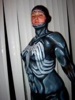 body painting 14 by EpikRivers