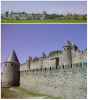 Carcassonne stereo by Lykorias