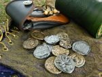 Renaissance Faire Coins by EMasqueradeGallery