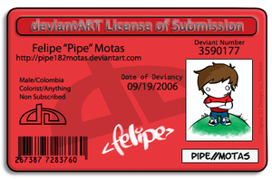 License to Kill by Pipe182motaS
