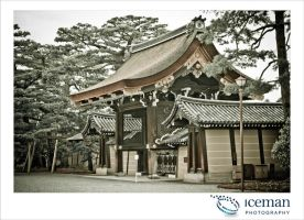 Kyoto Imperial Palace 05 by IcemanUK