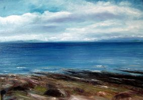 John O`Groats, seaview by Dandylia