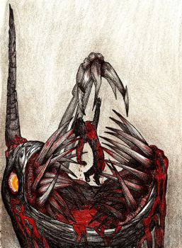Consumed Greed by pickofdestiny