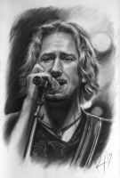 Chad Kroeger by RytisX