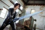 Final Fantasy VIII: Squall01 by christie-cosplay