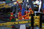 LEGO Imperial Star Destroyer construction crew by Scharnvirk
