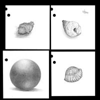 texture sketches by Inanis-Animus