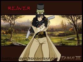 Reaver by AngelWings67