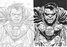 Bizarro sketch by wrathofkhan